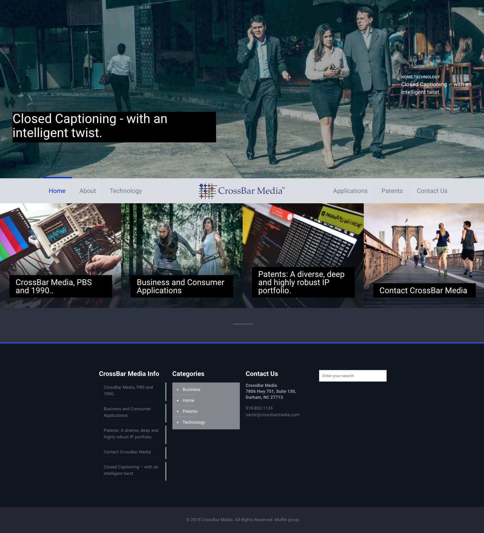 Crossbarmedia-all-home